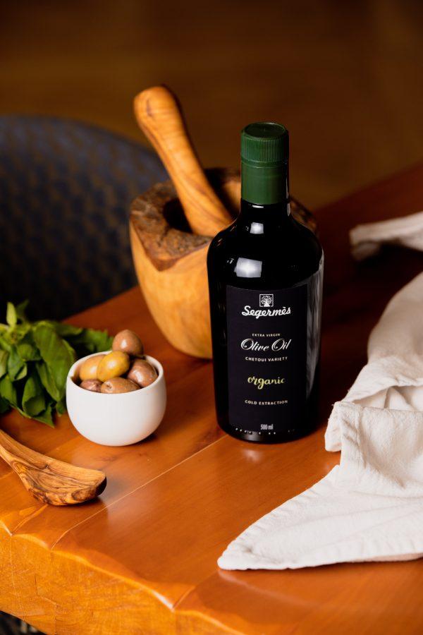 Domaine de Segermès - des huiles d'olive d'exception - 1