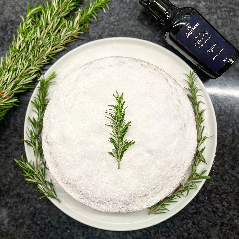 Gâteau à l'huile d'olive - Segermès